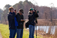 Wake Audubon group, Mattamuskeet NWR, North Carolina